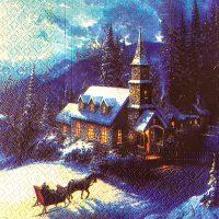 Rare Christmas by Thomas Kinkade
