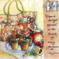 Rare Watercolor Still Life by Shelly Reeves Smith