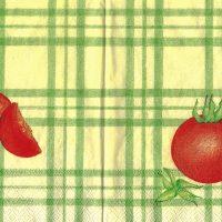 5x napkin Tomato Ladies Mol