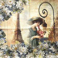 Rare Nostalgic / Lady / Paris