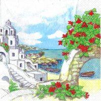 Rare Sea garden / Greece