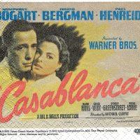 Rare Casablanca cocktail