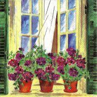 Window / Flowers